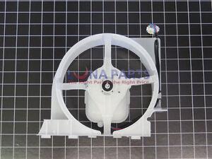 Genuine da97 01949a samsung refrigerator condenser fan for Samsung refrigerator condenser fan motor