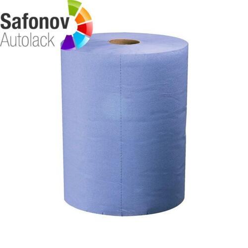 Carsystem papierputztücher papel 2-capas azul 500 nevada 36x36cm 138.483