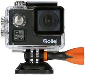 Rollei-Actioncam-530-WiFi-4K-mit-Unterwasserschutzgehaeuse-bis-40-m-Kamera