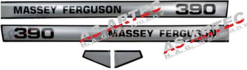 5080 pegatina frase Massey Ferguson MF 390