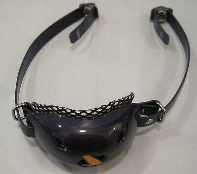 SportStar Gel Chinstrap L//Xl Black or Purple Double Hookup or Single Hookup