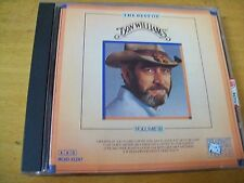 DON WILLIAMS THE BEST OF VOL III  CD MINT- RARISSIMO AAD