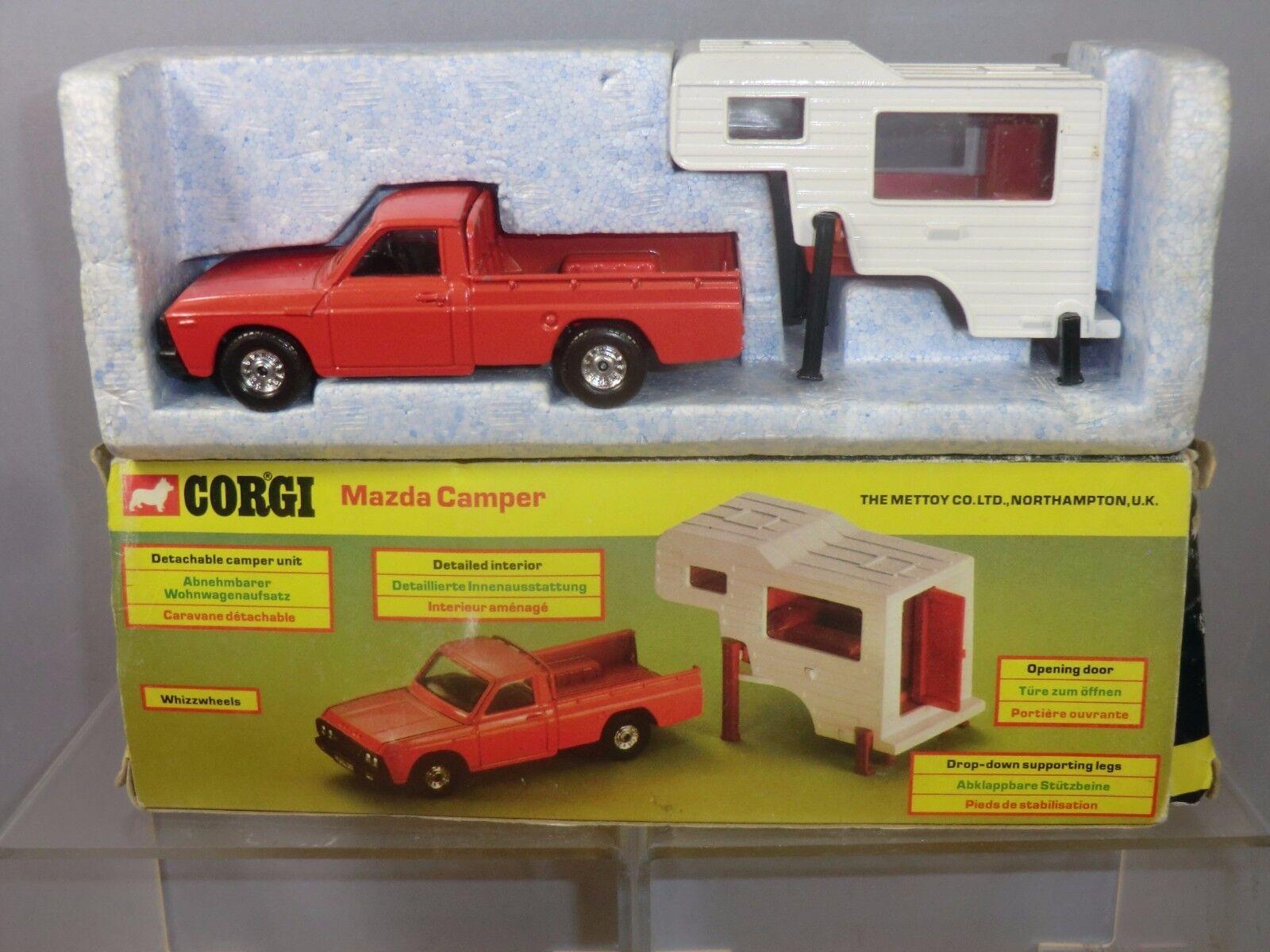 Corgi Toys Modelo no. 415 Mazda  Camper  VN MIB