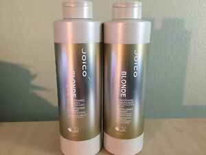 Joico-Blonde-Life-Brightening-Shampoo-and-Conditioner-33-8-oz-Liter-Duo
