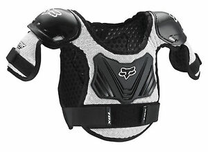 Fox-Racing-PeeWee-Titan-Roost-Deflector-Youth-Child-Chest-Guard-Protector-ATV-MX