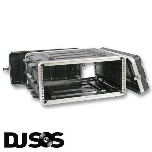 ABS 4u Rack CaseFlight Case Rack Mount Flight CaseEquipment CaseDJ