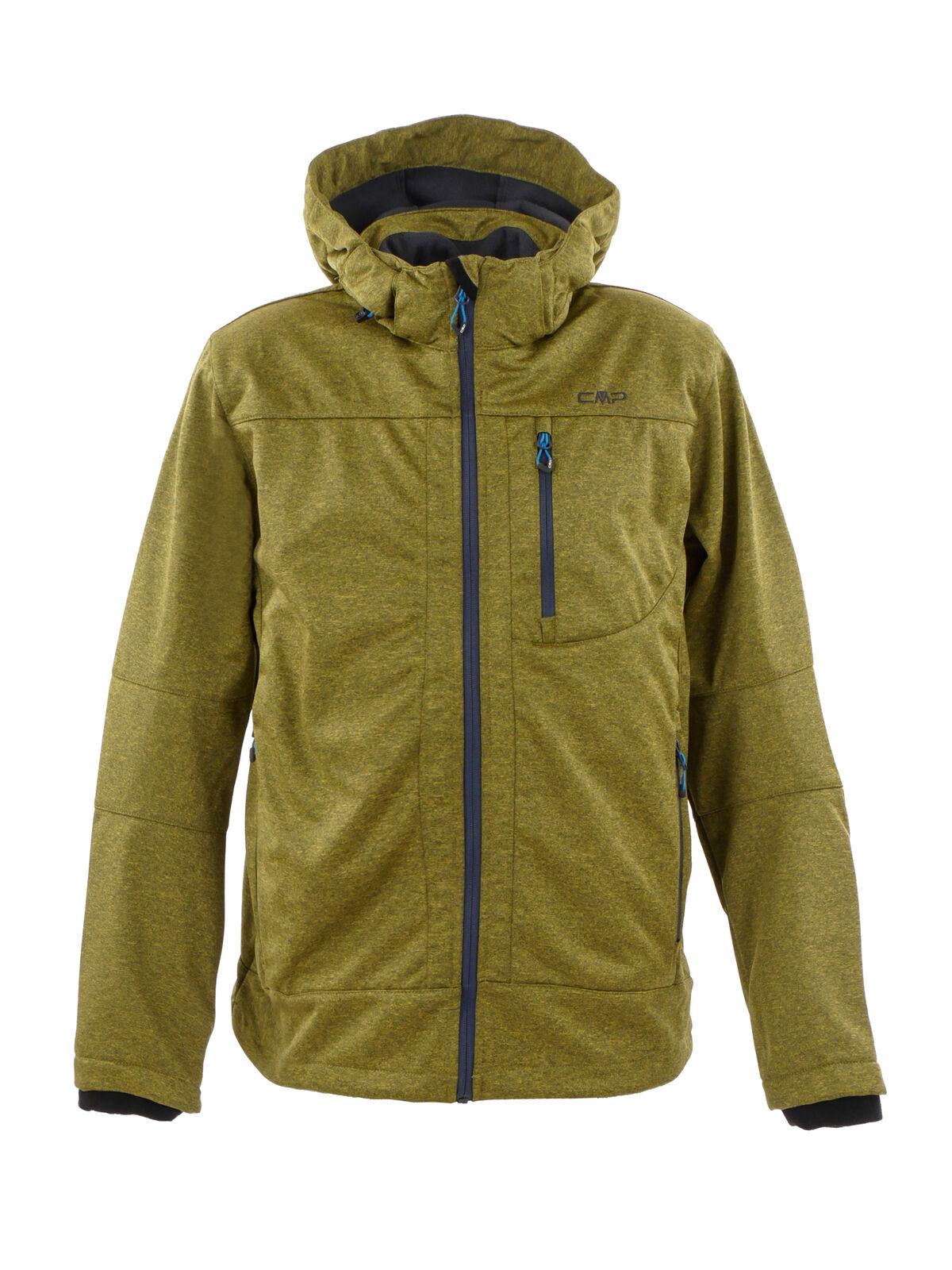 Man SCI Jacket Fix Hood Skijacke Herren