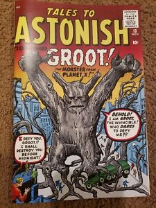 Tales-to-Astonish-13-1st-Groot-Custom-Made-Cover-REPRINT