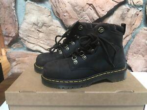 prezzo più basso con informazioni per comprare a buon mercato Dr. Martens Men's US 7 Dark Brown Holkham Steel Toe Hiker | eBay