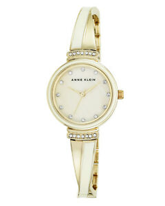 ANNE-KLEIN-AK-2216IVGB-GOLD-TONE-AND-BANGLE-WATCH-FOR-WOMEN-COD-FREESHIPPING