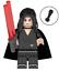 Star-Wars-Minifigures-obi-wan-darth-vader-Jedi-Ahsoka-yoda-Skywalker-han-solo thumbnail 71