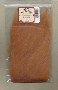 Fish Fuzz Craft Fur sand     CRF144