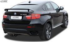 RDX Heckspoiler / Heckflügel für BMW X6 E71