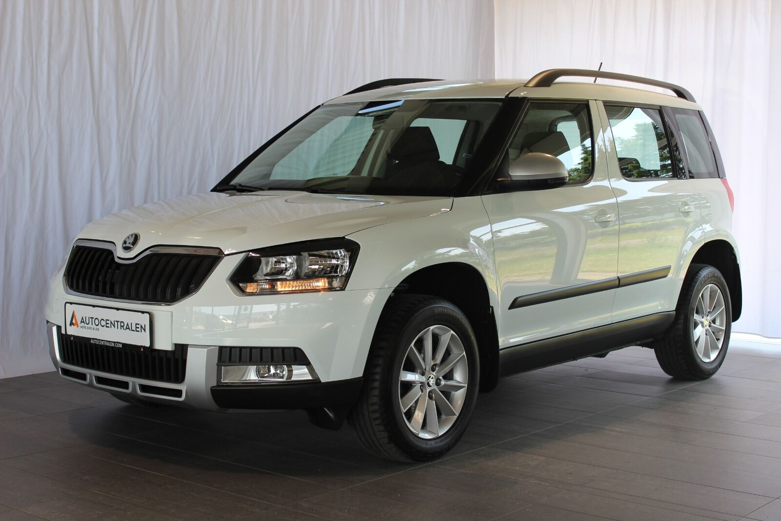 Skoda Yeti Outdoor 2,0 TDi 150 Ambition 4x4 5d
