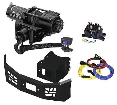 Polaris ACE 325 KFI A2000 Winch /& Winch Mount Kit 500 900 SP 570 SP 570