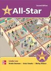 All Star Level 4 Student Book and Workbook Pack by Linda Lee 9780078005299