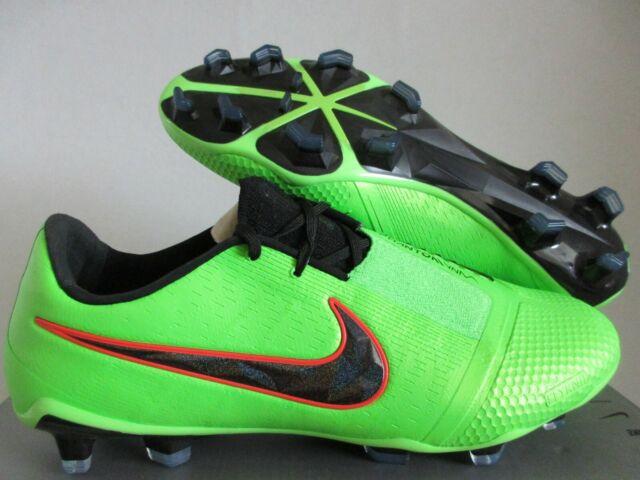 Phantom Venom Elite FG A07540-306 Men's 10.5 Green Nike Soccer Cleats