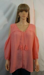 NWT-Women-039-s-NY-Collection-Size-2X-22-24-Top-Shirt-Blouse-Casual-Work-Clothes