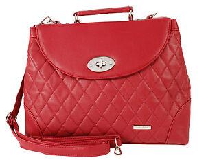 NEW LADIES LEATHER Shoulder Bags Women Across Body Handbag Office UK ... 879d8dfcb