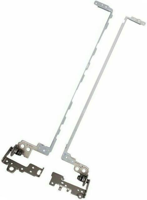 New HP 15-BS 15-BW 250 255 G6 Left Right LCD Screen Hinge Bracket Pair Set Kit