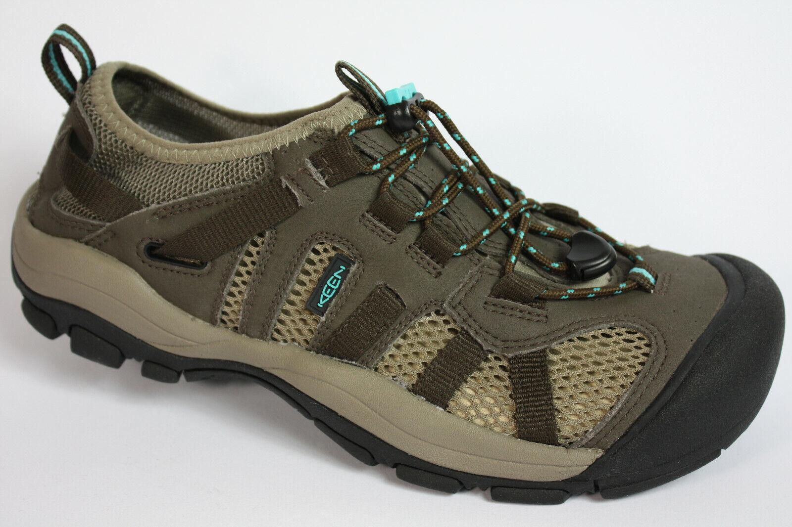 Keen señora senderismo sandalias zapatos mckenzie marrón NUEVO