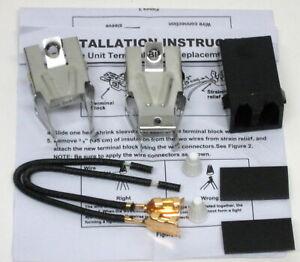 RR331 Range Burner Receptacle for 330031 5303935058 814399 Whirlpool Frigidaire