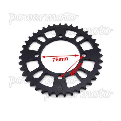 76mm 39 T Rear 420 Chain Sprocket Fit SSR CRF50 Thumpstar Taotao Dirt Pit Bike