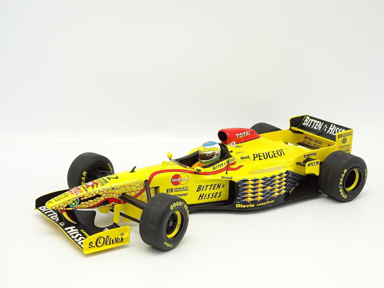 Minichamps 1 18 - F1 Jordan Peugeot 197 1997 Fisichella