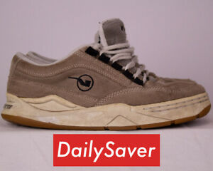 Details about Vintage Vans Skateboard Shoes 90s Mens Size 9 Tan/Gray Rare  Vans Disasters