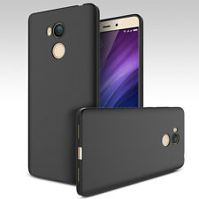 For Xiaomi Redmi 4 Pro/4 Prime Black Slim Soft Silicone Rubber Back Case Cover