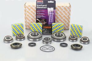 Alfa-Romeo-Fiat-Opel-Vauxhall-M32-M20-Uprated-SNR-Gearbox-Kit-7-Bearings-amp-Seals