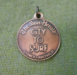 D350-RUNNING-MEDAL-SYDNEY-CITY-TO-SURF-1998