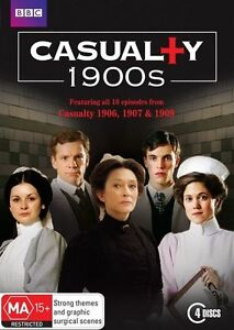Casualty-1900s-DVD