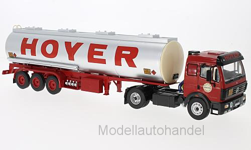 Mercedes Benz SK 1844 HOYER tanksilozug 1994 - 1 43 IXO    NEW