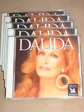 5 CD DALIDA / SELECTION READER'S DIGEST / TRES RARE / TRES BON ETAT