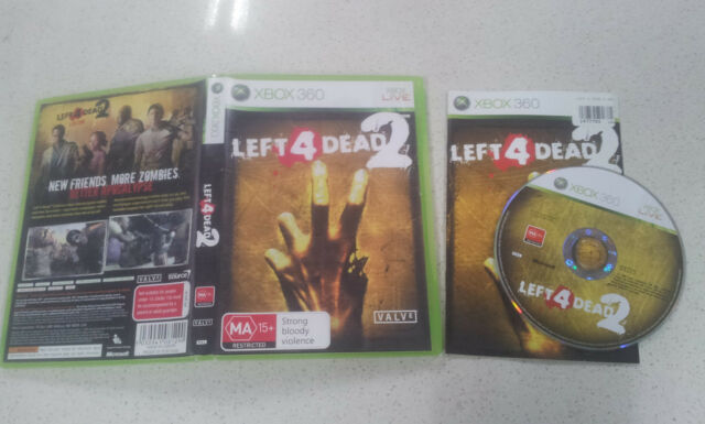 Left 4 Dead 2 Xbox 360 Game PAL