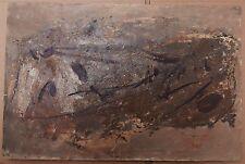 Peinture Huile Tableau Abstraction Abstrait VERONIQUE VERA FREUND Hongrie 1961 5
