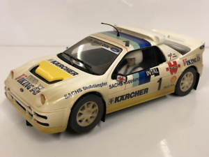 Scalextric-C3267A-sans-Boite-Ford-RS200-Sale-Version-1-3-2-Neuf
