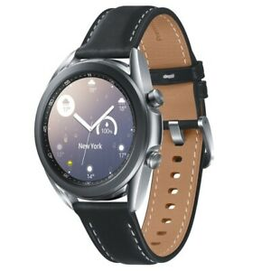 Samsung R850 Galaxy Watch3 Smartwatch 41mm Mystic Silver Android Fitness