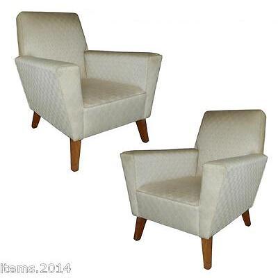 paire de grands fauteuils 1950. belle ligne, à recouvrir