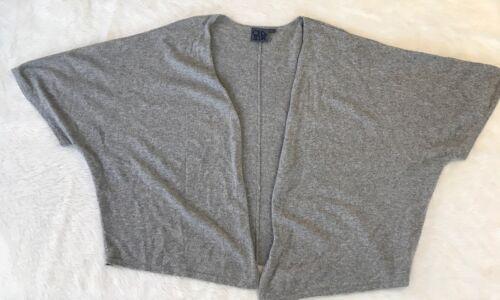 Pull taille drapé chauve 100 L gris cachemire plumes pull souris pZZSxv0qn