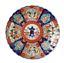 "thumbnail 1 - Antique Meiji Japanese Imari Scalloped Porcelain Bowl  9.75"""