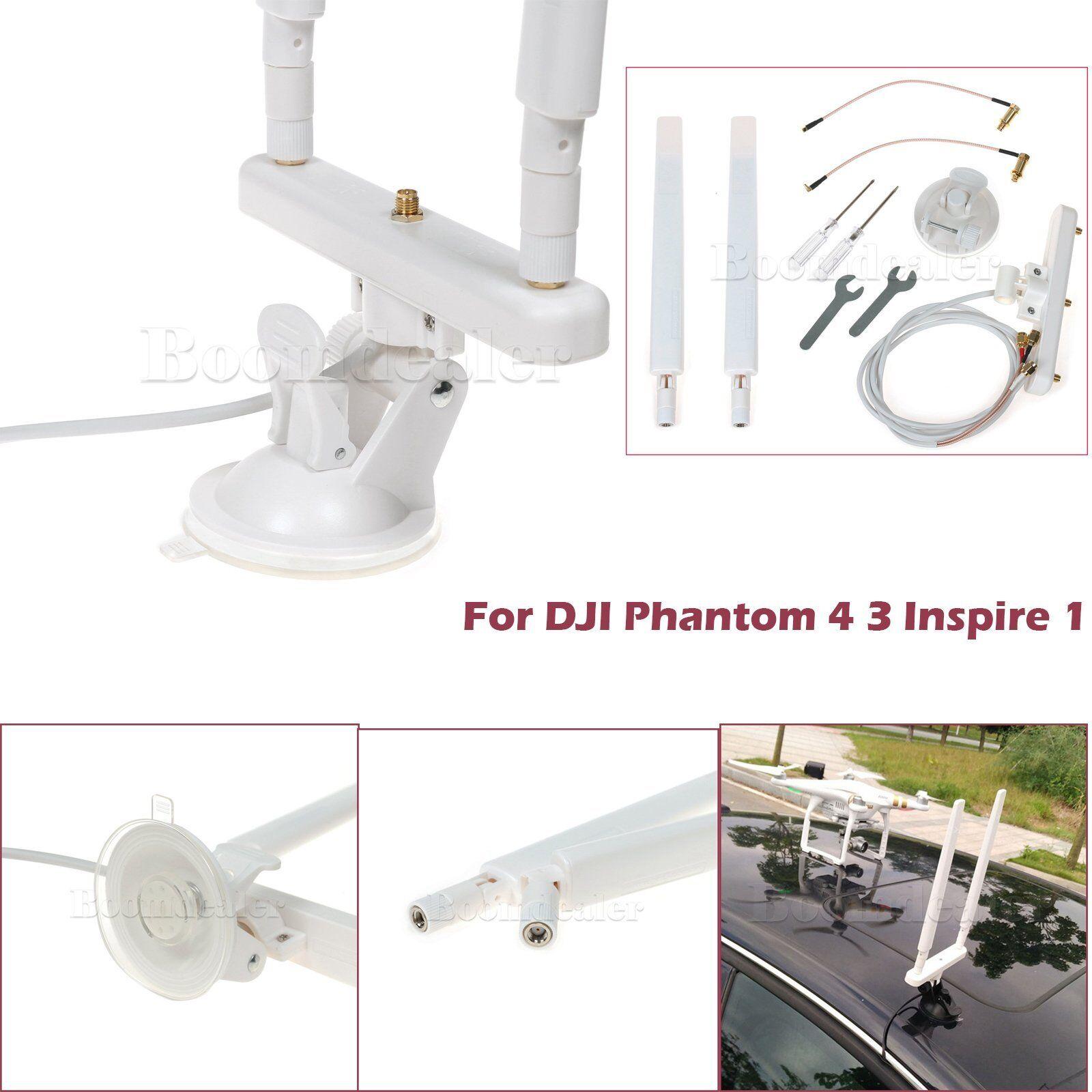 ARGtek 7dBi Omni Antenna Base Auto Kit Per DJI Phantom 4 3 Inspire 1 sostituzione