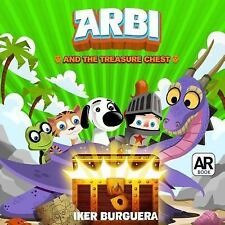 ARBI and the Treasure Chest - Augmented Reality Book  (ExLib)