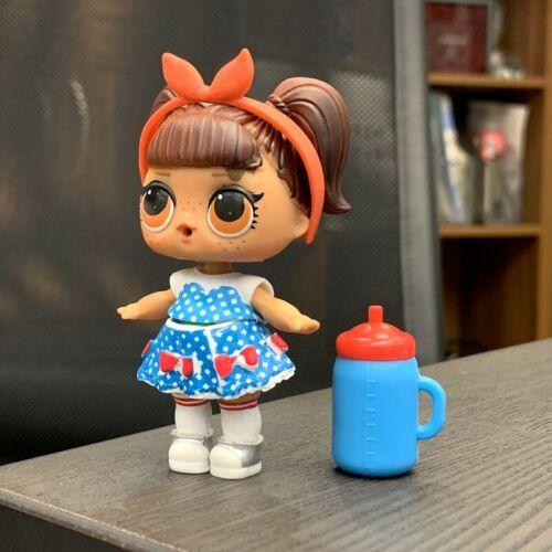 LOL Surprise Doll Under Wraps Series 4 Kansas QT NEW Rainbow Doll TOYS TTIT