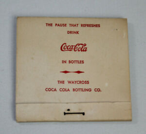 Waycross-Coca-Cola-Bottling-Co-Fingernail-File-Book