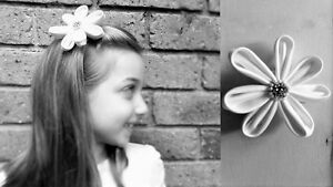 Flavor Forceful Pretty Girls Hair Clips,elastics Accessories In Bows Ribbons Flowers Bling Fragrant