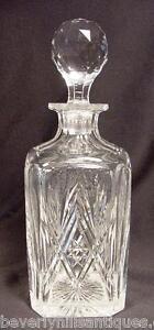 Signed-Webb-Vintage-English-Cut-Crystal-Decanter