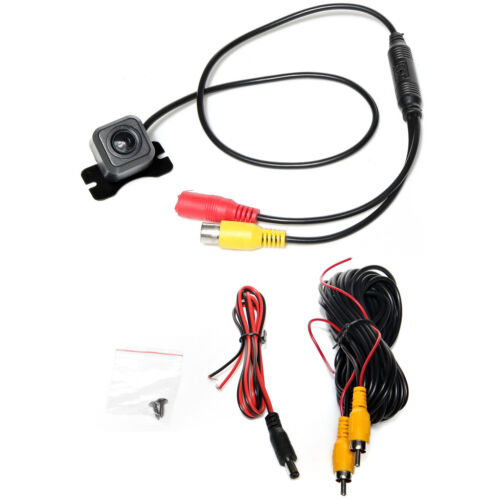 Car Rear View Reverse Camera with Night Vision Back Up Camera for Mazda 3 2014