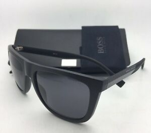 c66641161f New HUGO BOSS Carbon Fiber Sunglasses 0834 S HWO3H Brown Frames ...